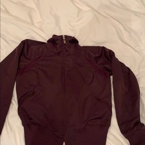 NIKE fitted light jacket. worn once.
